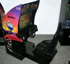 Cruis'n USA Arcade Driving Game . Cruisn World