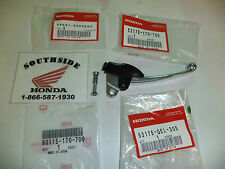 HONDA BRAKE LEVER R & RUBBER & NUT NC50 NX50 PA50 XR50R Z50R Z50RD 53175-GGA-305
