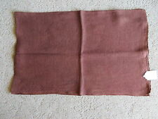 10% Off Weeks Dye Works 30 count Hand-dyed Linen - Almond Bar