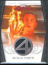 Marvel Masterpieces 2 Costume FF3 Human Torch v3 BLACK