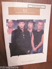 U2 u 2 Un fuoco indimenticabile Arcana Editrice 1998 Eamon Dunphy Edizioni vendo