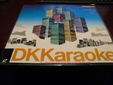 "DK KARAOKE 12"" LASER DISC 28 SONGS DKV-22 SEALED"