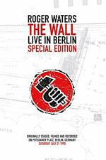 Roger Waters The Wall Live in Berlin 0602498257500 DVD Region 2