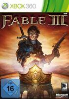 Microsoft Xbox 360 - Fable III mit OVP