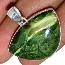 Imperial Opal - Tanzania 925 Sterling Silver Pendant Jewelry AP196877