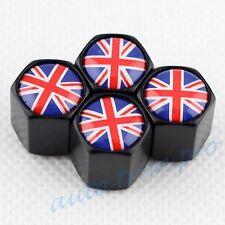 Truck Accessories Air Wheel Rim Tire Tyre Valve Stems Cap United Kingdom UK Flag