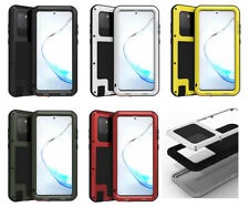 For Samsung Galaxy Note 10 Lite, Shockproof Waterproof Gorilla Glass Rugged Case