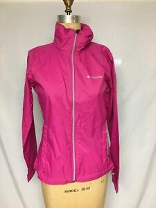 Columbia Women's Switchback™ III Jacket 1771961 Fuchsia NWT $60