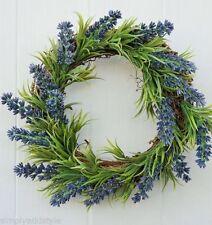 Lavender Wreaths Flowers