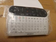 Sony NSG-MR1 remote for NSZ-GT1 Google TV QWERTY Keyboard