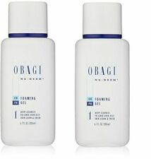 Obagi Nu-Derm Foaming Gel 6.7 oz - 2 PACK