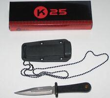 RUI Messer Mini Neck Knife einseitig Geschliffen Fahrtenmesser 31898