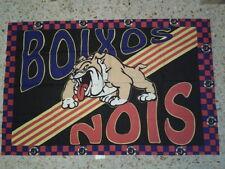 BANDERA FLAG GRANDE 145CM X 94CM BOIXOS NOIS ULTRAS F.C BARCELONA DIFICILISIMA!!