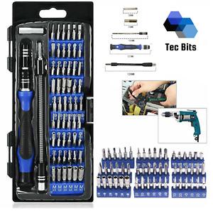 60 in 1 Magnetic Precision Screwdriver Set Kit Bit Computer PC Phone Repair Tool
