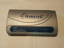 Hawking Technology Hps12U 2 Usb and 1 Parallel Port Print Server Only No Adapter