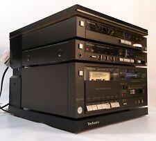 TECHNICS del sistema AMP SU-3 stadio phono, CASS RS-5, Tuner ST-3L - consegna gratuita nel Regno Unito