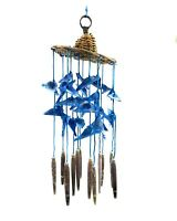 Details about  /NWT Sun Windchime  Red or yellow-Your choice  Tingaling Chimes!