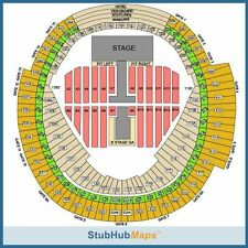 Coldplay Tickets 08/21/17 (Toronto)