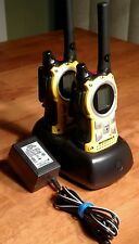 Motorola MR350R 35-Mile Range 22-Channel FRS/GMRS Two-Way Radio Pair w/ Charger