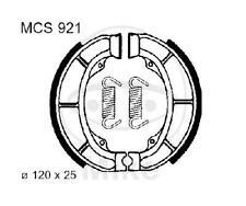 TRW Bremsbacken Bremsbelag mit Feder MCS921 Backen Trommelbremse