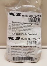 Wolf Zünd- und Überwachungselektrode NG NG-2E 10 8902457 2796220 Heizkessel