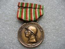 .Italy Italian Medal Great War 1916-1918
