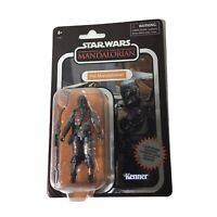 """Star Wars Vintage 3.75"""" Collection Carbonized Action Figure The Mandalorian New"""