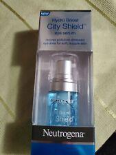 Neutrogena Hydro Boost City Shield Eye Serum  0.47oz Free Shipping