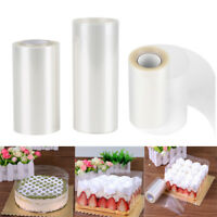 Clear Mousse Surrounding Edge Wrapping Tape for Baking Cake Collar Packaging SG
