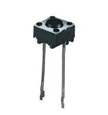 10X PULSANTI TATTILI 6.2x6.2x4mm circuito arduino micro mini switch button PCB