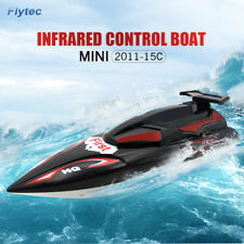 Flytec New 2011-15C Mini Remote Control Speed Boat Airship RC Boat kid Model Toy