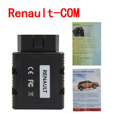 Renault-COM Bluetooth Diagnostic Programming Tool for Renault Can Clip Vehicles