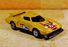 PILEN Made in Spain - LANCIA STRATOS Sport Car METAL Y PLASTICO AÑOS 70 Vintage