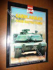 CARRI ARMATI MAIN BATTLE TANKS MBT 1990 PANORAMA DIFESA ARIETE LEOPARD M60 M1