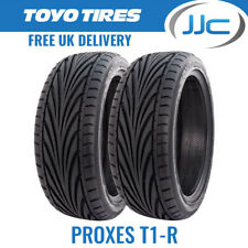 2 x 185/55/15 R15 82V Toyo Proxes T1-R Performance Road Tyres - 1855515