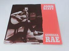 John Hiatt Georgia RaeAlready Loved 1988 Germany 7 Inch Vinyl
