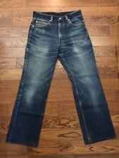 Vintage Made In USA Levis 517 Denim Jeans - 30.5 X 27