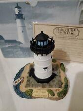 1997 Harbour Lights Edgartown, Ma Lighthouse, Signed on bottom
