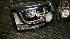 NUOVO LAND ROVER DISCOVERY 4 5 HID XENON HEADLIGHT ORIGINALE L319 UK SPEC RHD RHS