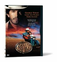 Pure Country (George Strait) Region 1 New DVD