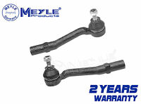 FOR CITROEN C2 C3 Pluriel 2002- OUTER STEERING RACK TRACK TIE ROD END ENDS PAIR