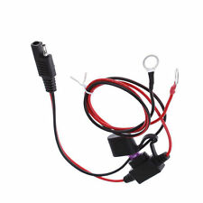 Battery Tender Sae Dc Power Automotive Diy Connector Cable with Fuse Nice