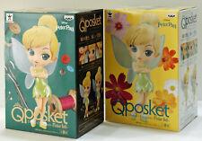 Banpresto Q Posket Qposket Disney Vol 8 Tinker Bell 2 Figures Set
