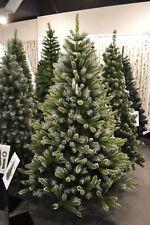 Premier 7ft (210cm) Mountain Snow Fir Christmas Tree with 1,155 Tips