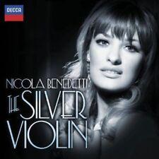 Nicola Benedetti - Silver Violin [New CD]