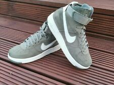 Nike Air Force 1 High Top, Khaki, Size 8