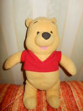 Winnie the pooh in versione peluche