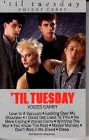 Til Tuesday Voices Carry 1985 Cassette Tape Album Pop Dance Rock 80s 90s