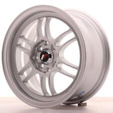 Japan Racing JR7 Alloy Wheel 15x7 - 4x114.3 / 4x100 - ET38 - Silver