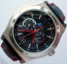 BMW M2 M4 M5 M6 M Power Style Motorsport Racing Car Accessory Design Sport Watch